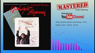 Giorgio Moroder - Theme from Midnight Express (Instrumental OST) | Music & Mastering [on demand]