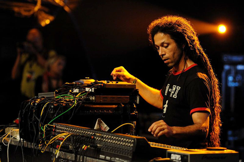 Confort moderne - Culture Dub 20 Years - Part 2 Live Dub Act